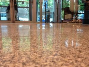 cristallisation de marbre